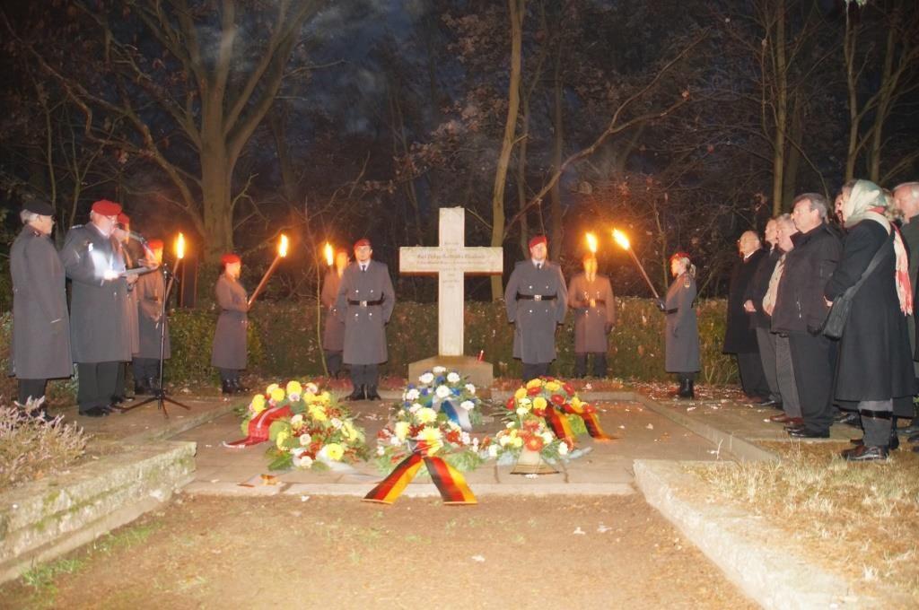Grab von Clausewitz