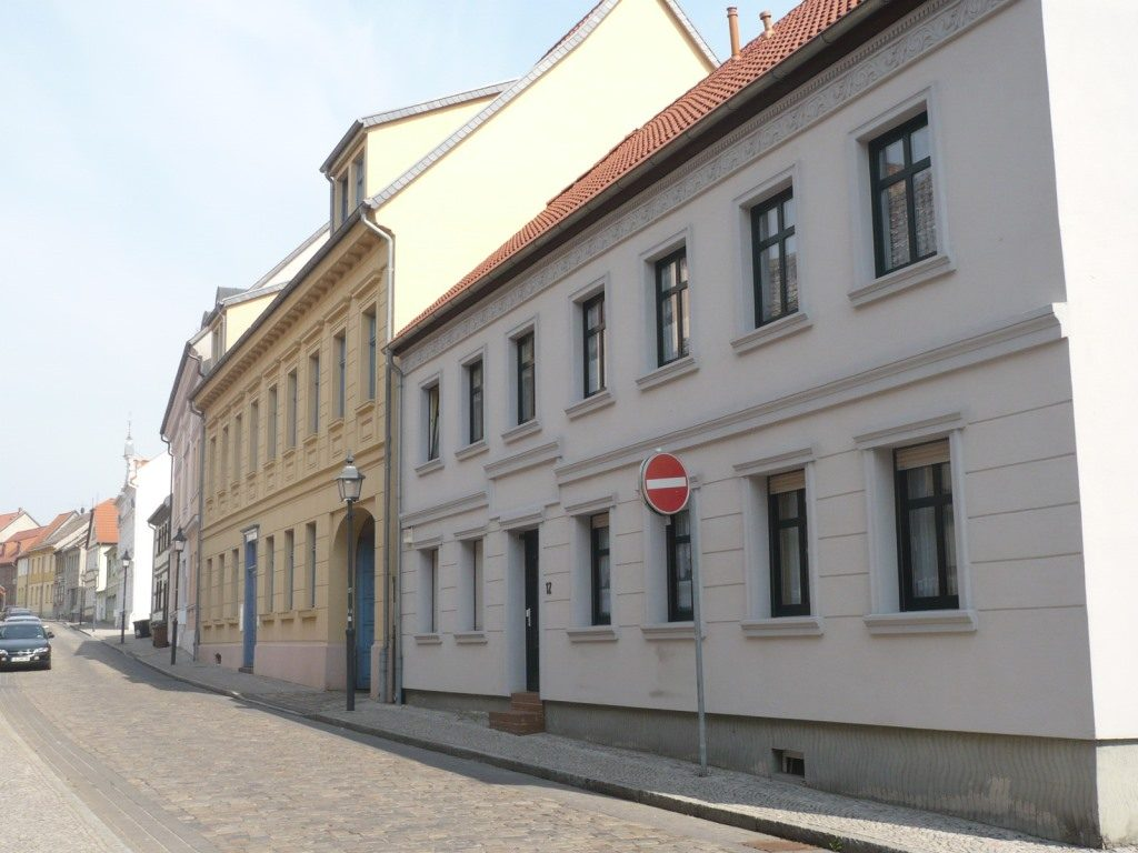 Wohn- und Geburtshaus v. Clausewitz, Bild Dr. Zube (2)
